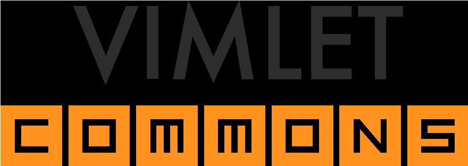 Vimlet Commons